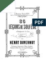 IMSLP262068-PMLP425024-Duvernoy - 36 Lecons de Solfege VPf
