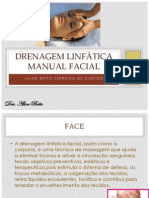 DRENAGEM LINFÁTICA MANUAL FACIAL