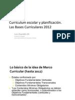 Nuevas Bases Curriculares