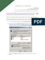 Cambiar Clave de Administrador en Windows XP