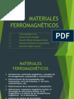 ppt ferromagnetismo
