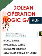 Unit 2a Logic Gates