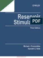 Economides, M.J. and Nolte, K.G. - Reservoir Stimulation (3rd Edition)