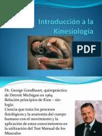 Introduccion a La Kinesiologia 2