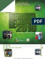 Memoria de Labores 2010