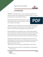 A study on working capital management of eicher motors ltd