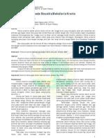 Fistel Oro Antral Pada Sinusitis Maksilaris Kronis