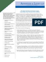 Nonprofit Organizations Update Summer 2007