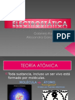Electrostatica y Bioelectricidad
