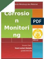Tugas 9 - Dewi Lestari Natalia - 1006704530 - Paper Corrosion Monitoring
