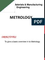 Metrology Presentation