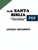 Straubinger, Juan - Biblia Comentada, Antiguo Testamento 01 Pentateuco