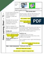 2013 - T1 - Wk 7 Sheet