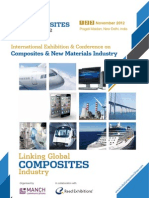 India Composites Show 2012 Brochure
