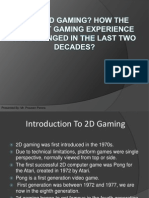 Gaming Presentation,Gaming