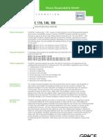 Sample Grout Data Sheets-BETEC 110-140-180