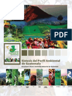 Sintesis Del Perfil Ambiental de Guatemala 2005