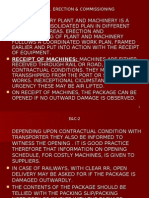 Plant & Machinery-II