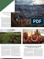 Buddhist Nationalism in Burma