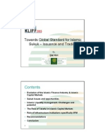 Towards Global Standard