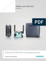 Broucher Simatic Industrial Wireless 09