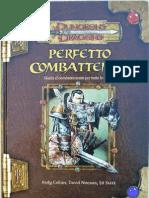 D&D 3.5 - Perfetto Combattente