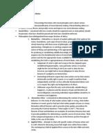Law Foundation Summary