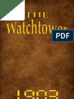 Watch Tower 1903