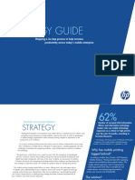 HP ePrint Mobile Strategy