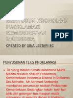 IPS Penyusunan Teks Proklamasi