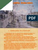 Simbolismul romanesc