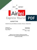 Airtel Project