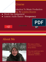 Maja DB - Week 1 Assignment - Lesson Frequency