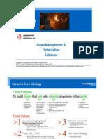 Scrap Mgt _ Optimization Solutions