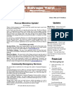 SY Newsletter Vol. 2 Issue 3