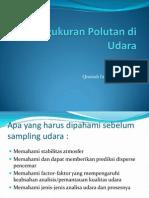 Pengukuran Polutan Di Udara-1(260213)