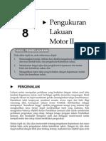 Topik 8 Pengukuran Lakuan Motor II