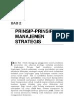 Aspek_bab II - Prinsip-prinsip Manajemen Strategis