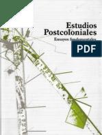 Sandro Mezzadra, Editor, Estudios-postcoloniales. Ensayos Fundamentales