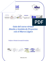 Guía del Curso Diseño y Gestión de Proyectos con el Marco …