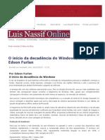 Www.advivo.com.Br Blog Luisnassif O-Inicio-da-Decadencia