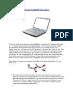 Cara Hemat Mengakali Layar Blank Putih Pada Laptop
