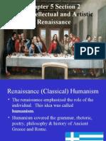 Intelektualnost i Umjetnost Renesanse