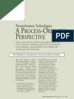 2005 Personalization technologies (Adomavicius and Tuzhilin).pdf