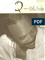 Quincy Jones - From Q With Love (Book)