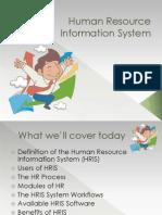 Human Resource Information System 1224008315604066 9