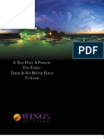 Wings Pilottraining Brochure