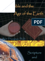 Thompson Bert - The Bible and the Age of the Earth