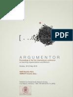 Argumentor Proceedings 2010