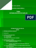 ESTABILIZACION DE SUELOS CLASE 2 UAP.ppt